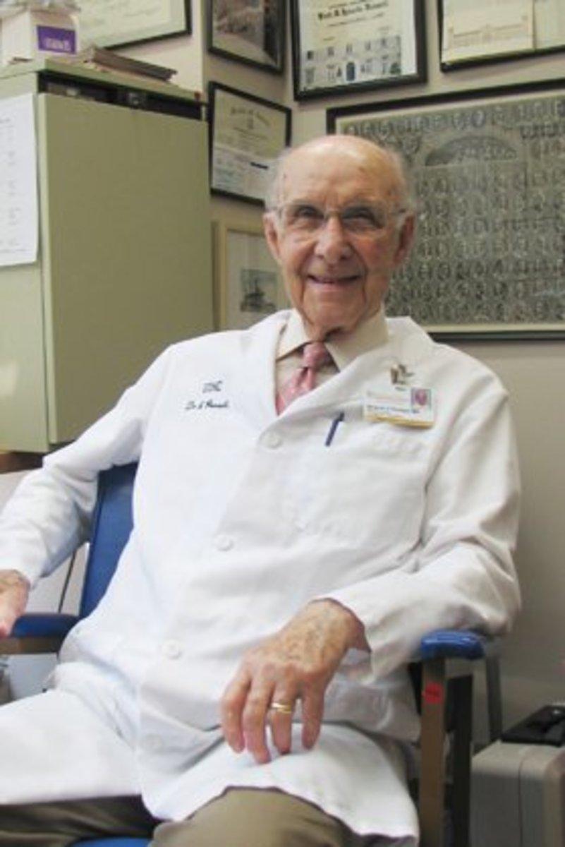 Dr. Ignacio Ponseti/Public Domain Image