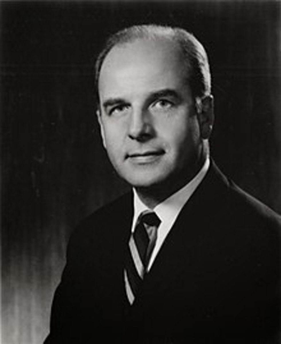 Gaylord Nelson Father of Earth Day