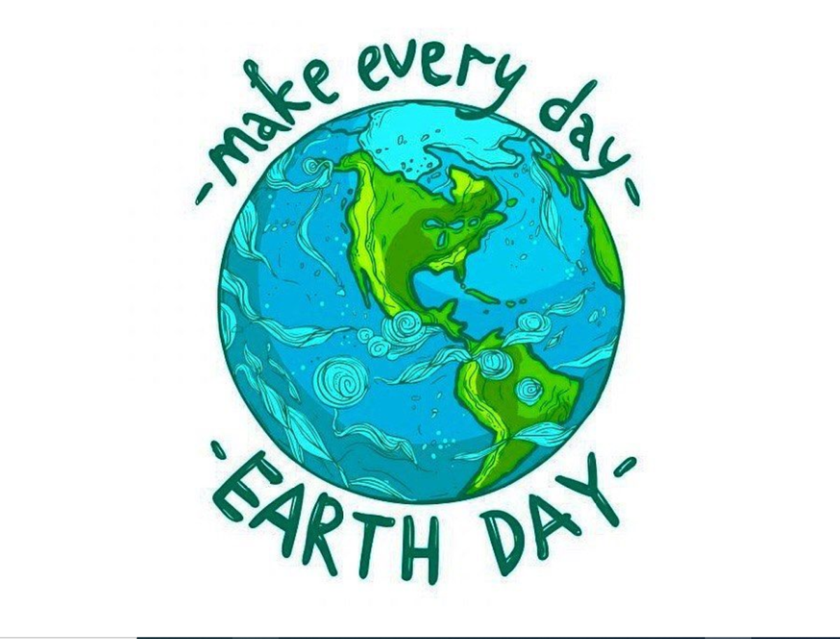 Earth Day April 22, 2021: Restore Our Earth