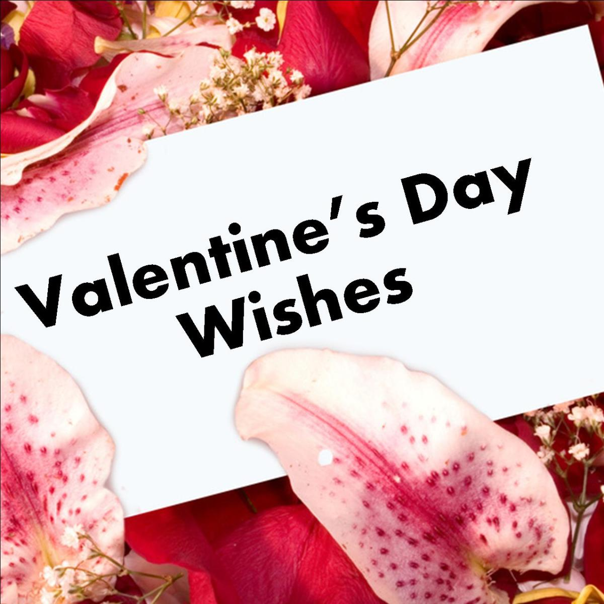Romantic Valentine 39 S Day Messages
