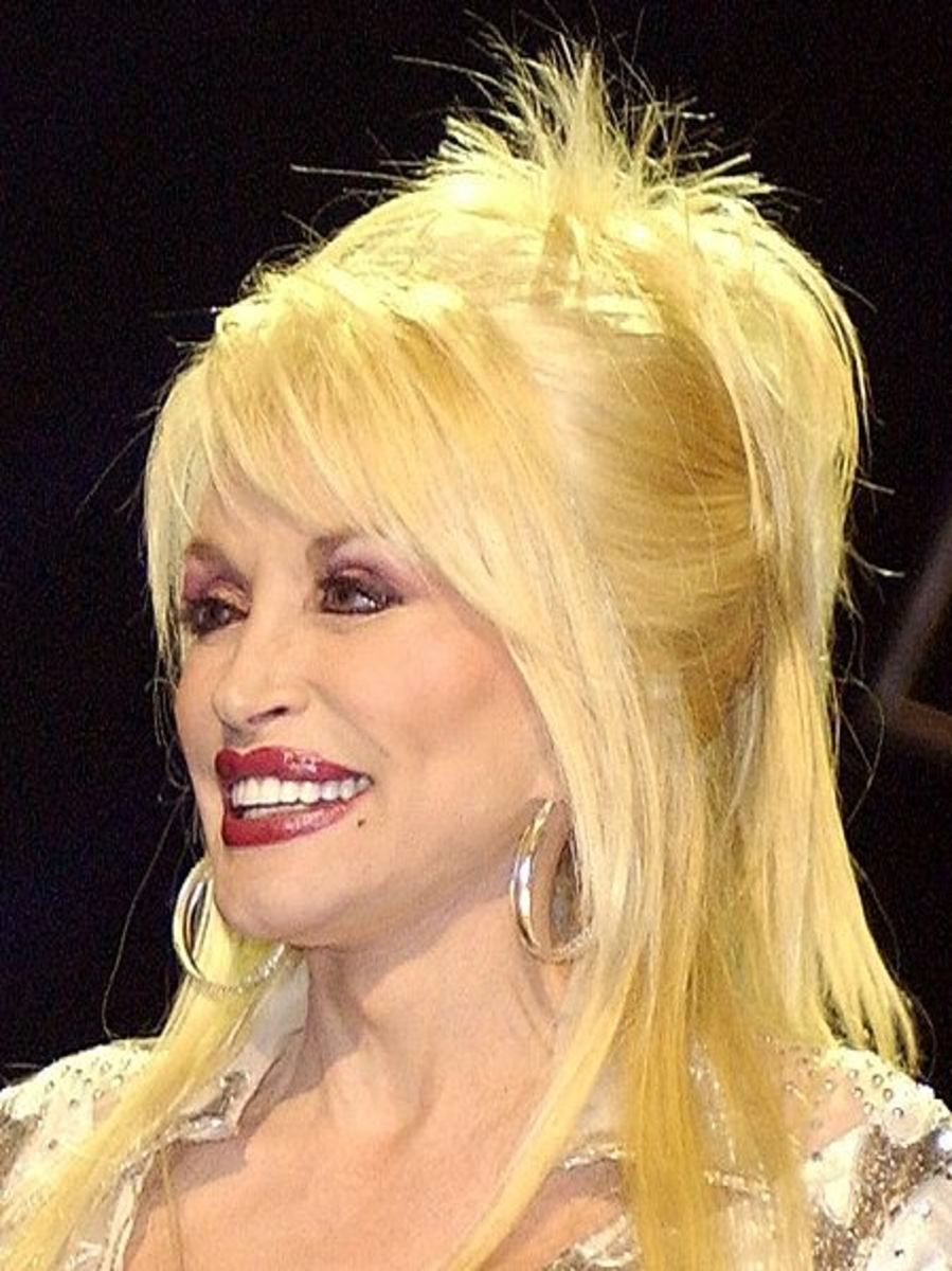 Dolly Parton has a terrific sense of humor.