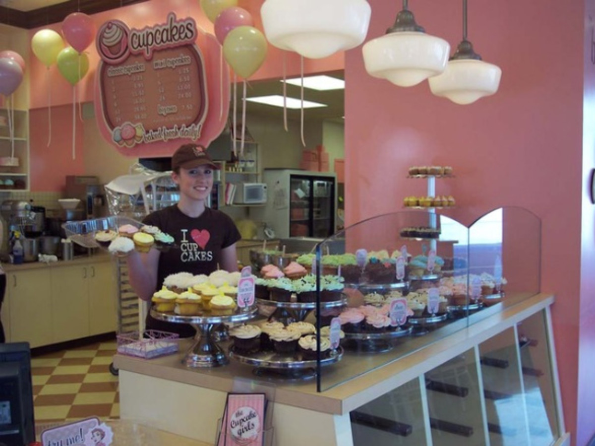 The Cupcakes Girls Bakery
