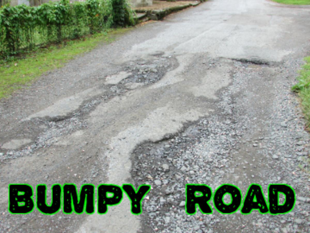 poem-bumpy-road