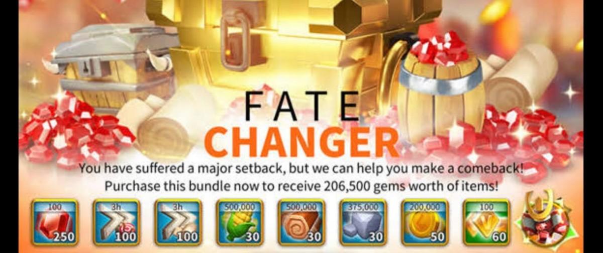 Fate Changer Bundle