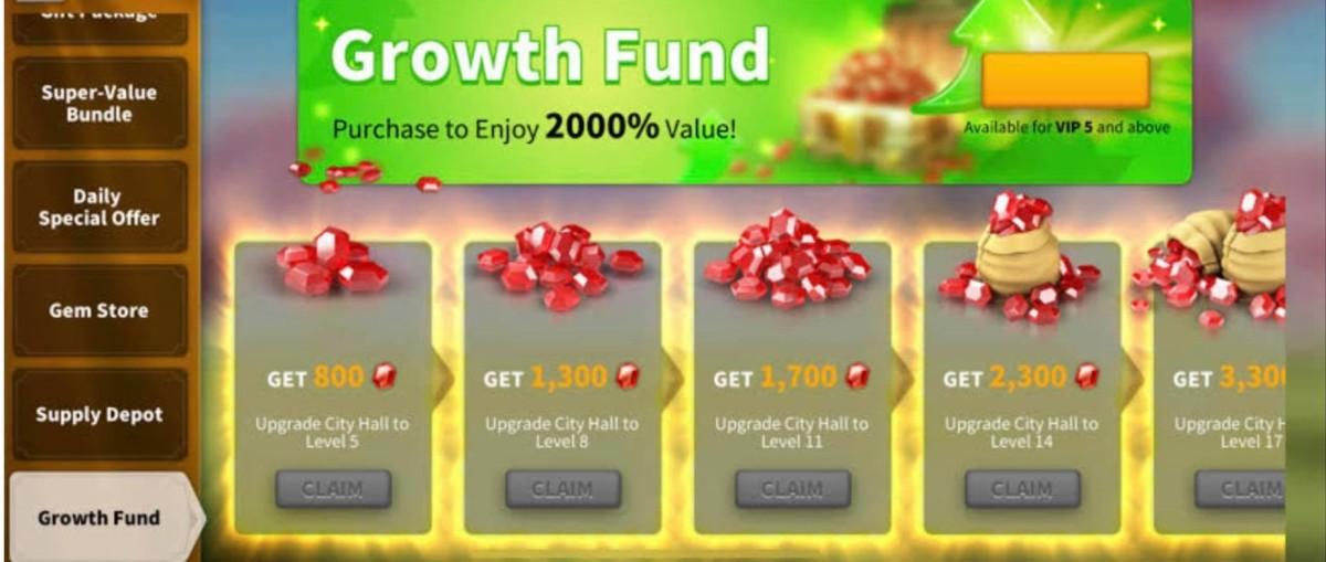 Growth Fund Bundle