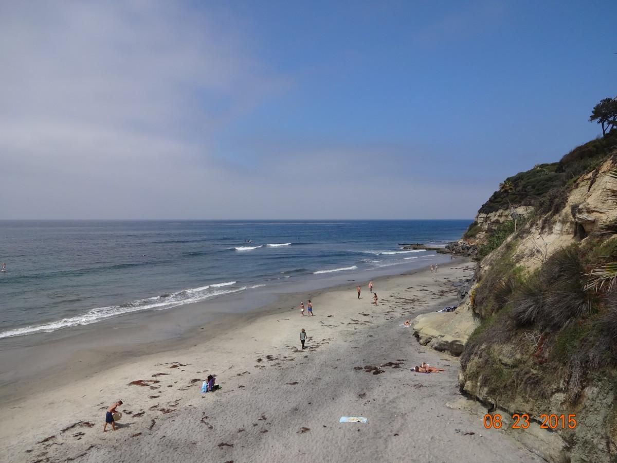 Pacific Ocean, Encinitas  CA