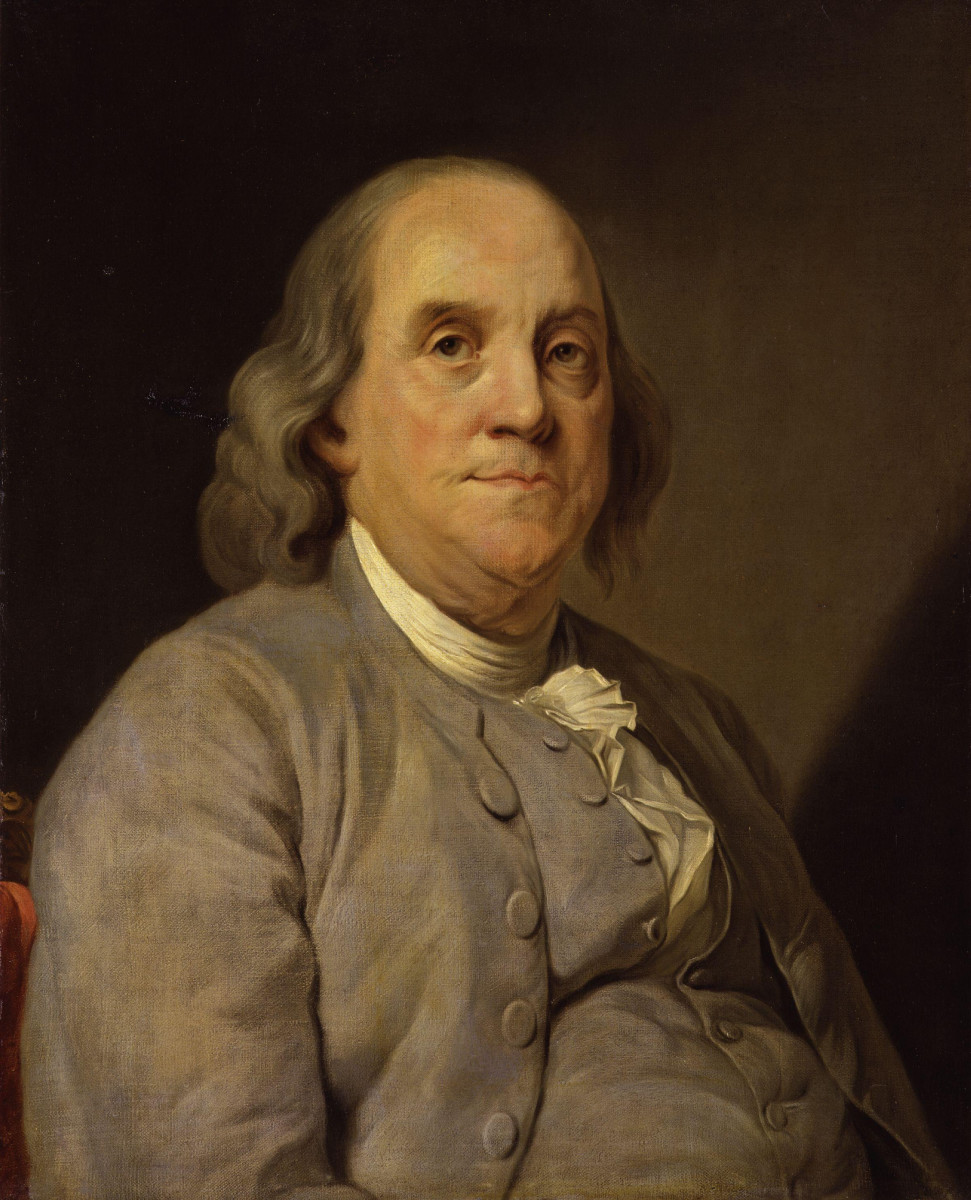 """The Colonies would gladly have borne the little tax on tea and other matters had it not been that England took away from the Colonies their money, which created unemployment and dissatisfaction.""- Benjamin Franklin"