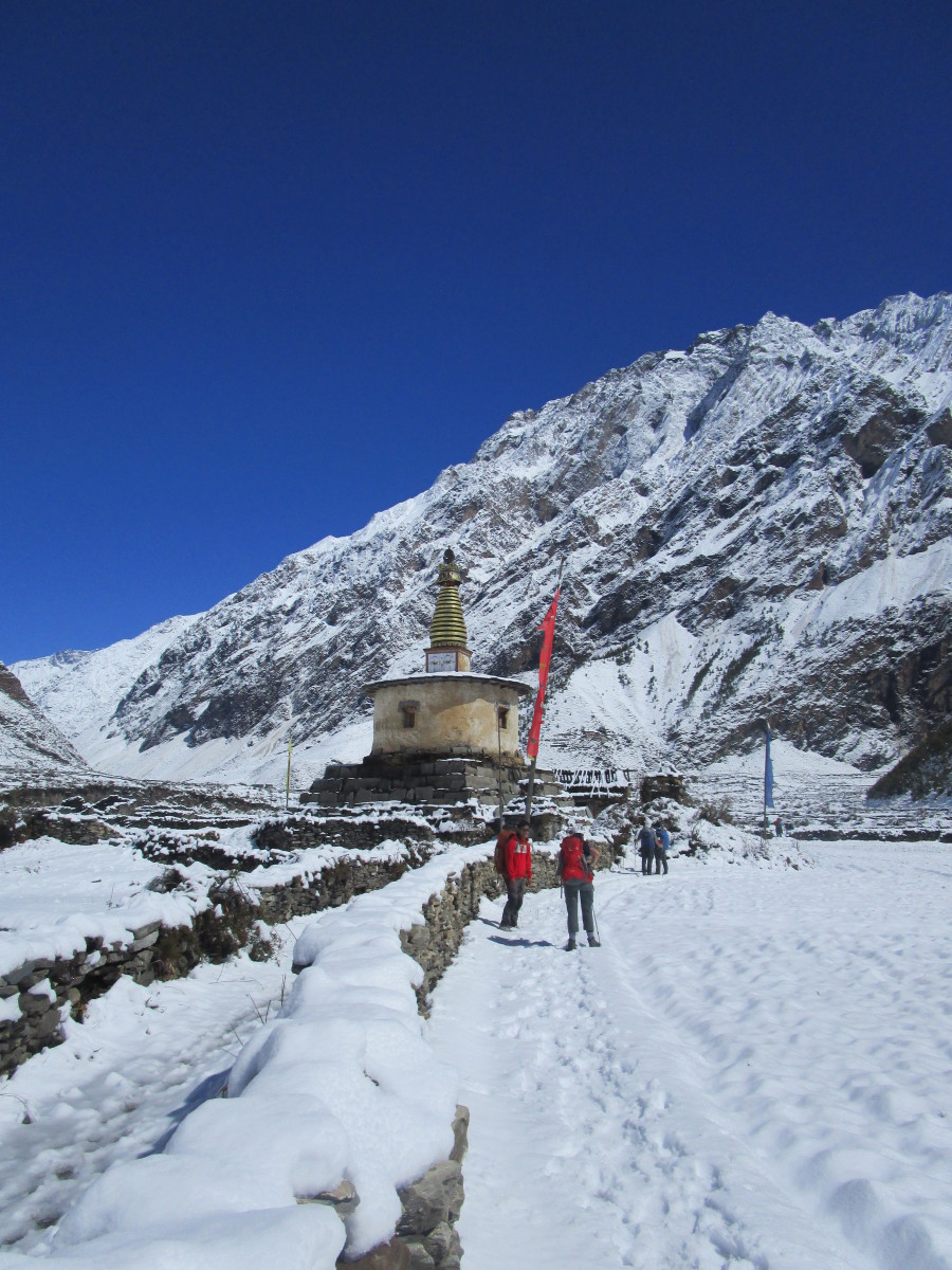 Manaslu Trekking Region