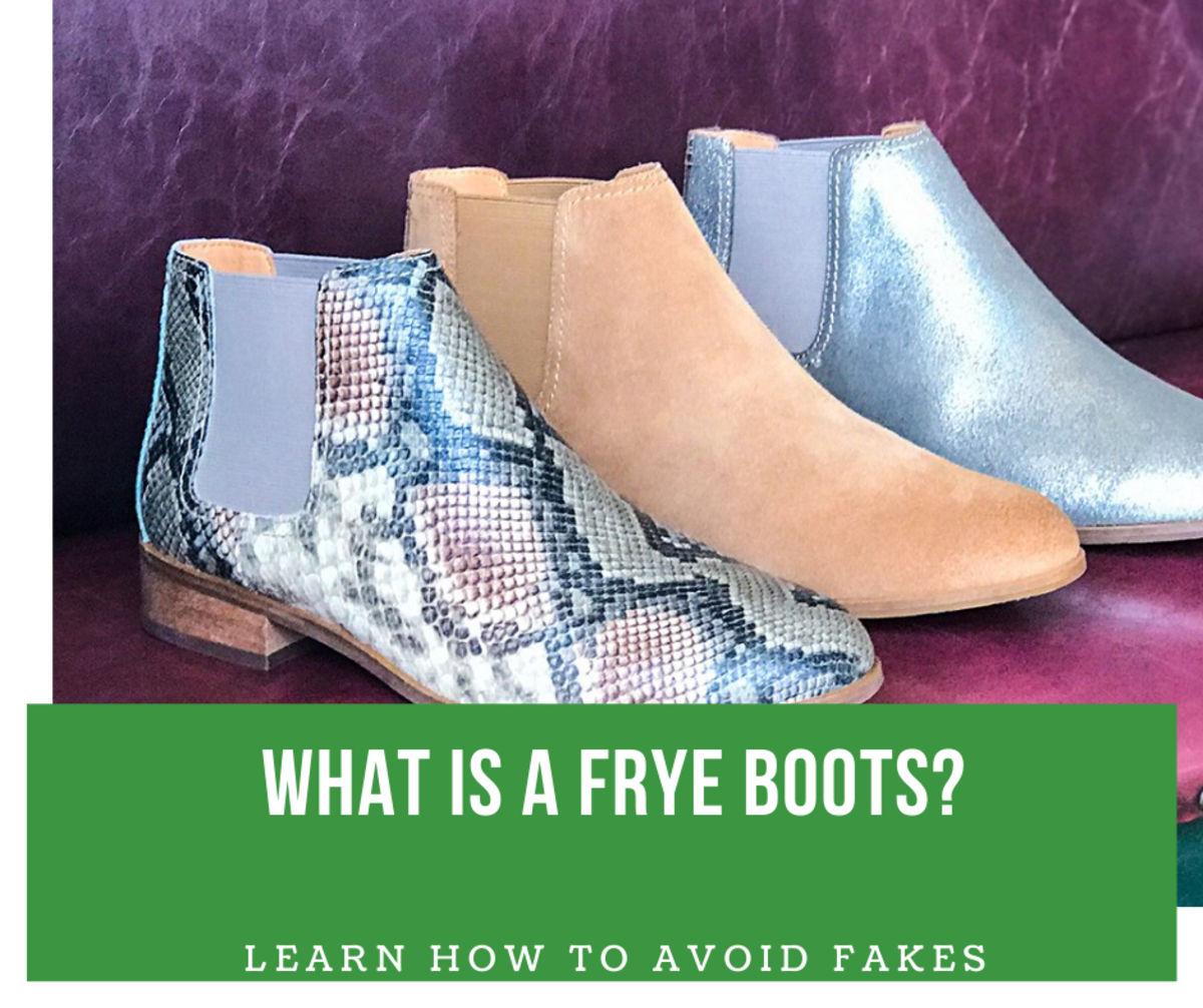 What Is A Frye Boots?
