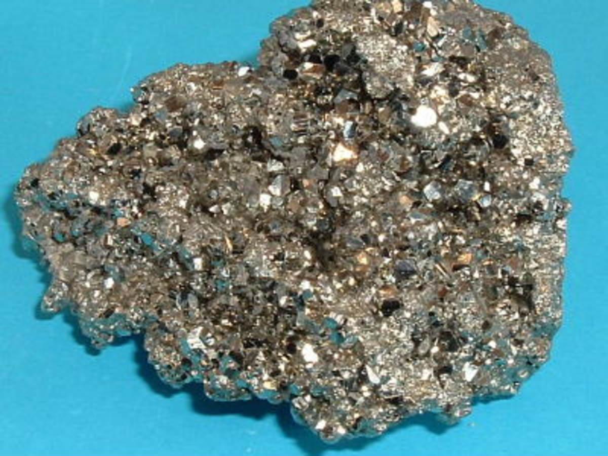 fools gold pyrite