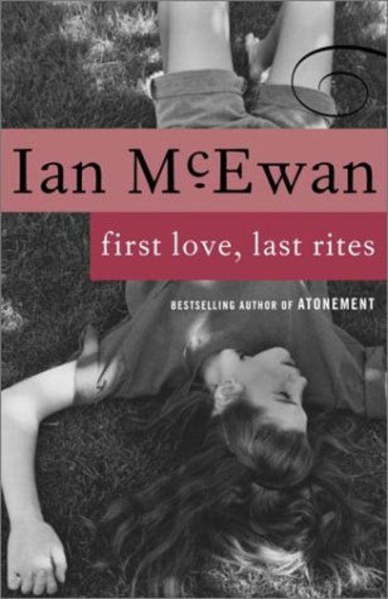 First Love Last Rites by Ian McEwan