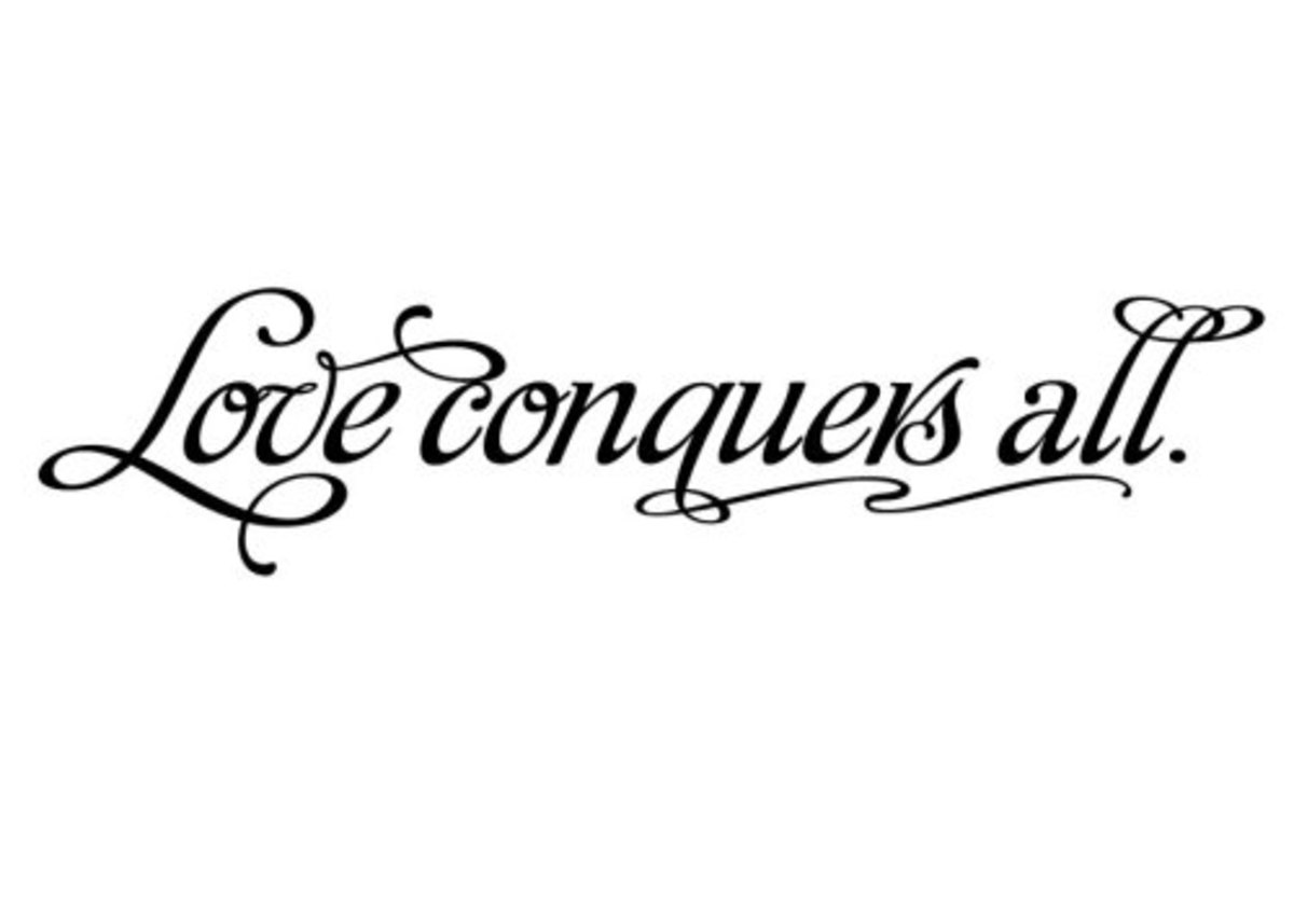 A Reminder: Death Cannot Conquer Love