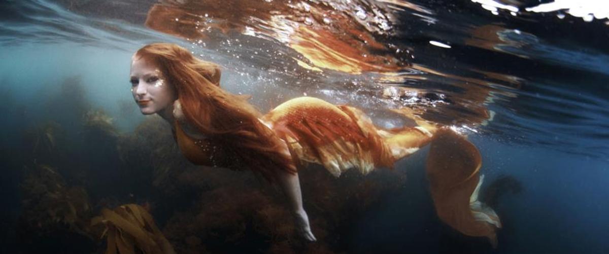 """""""Garibaldi Mermaid"""""""