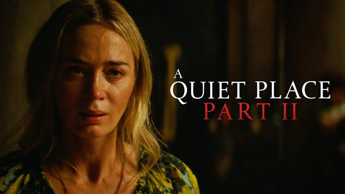 A Quiet Place II Movie Poster
