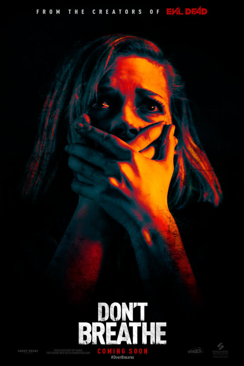 Don't Breathe was released on 2016