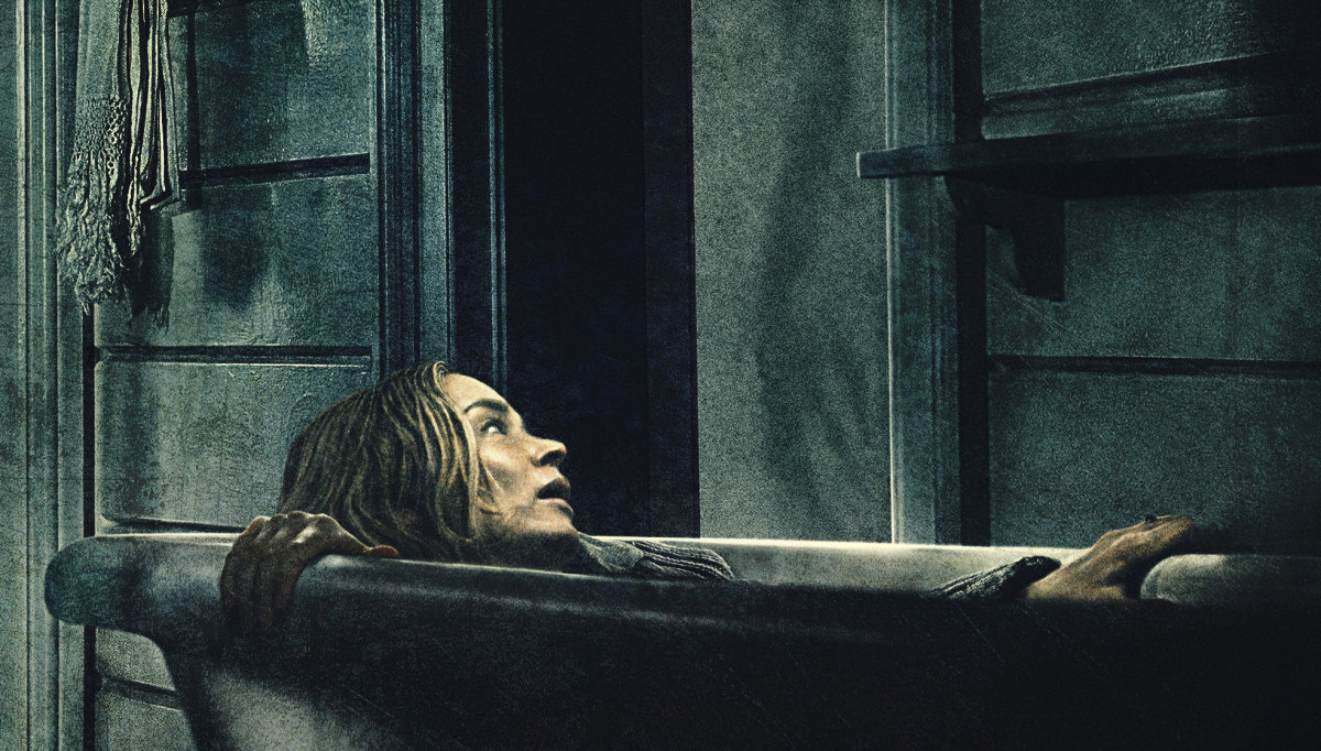 A Quiet Place (2018) Movie Review - One Of The Best Horror Movie of The Decade