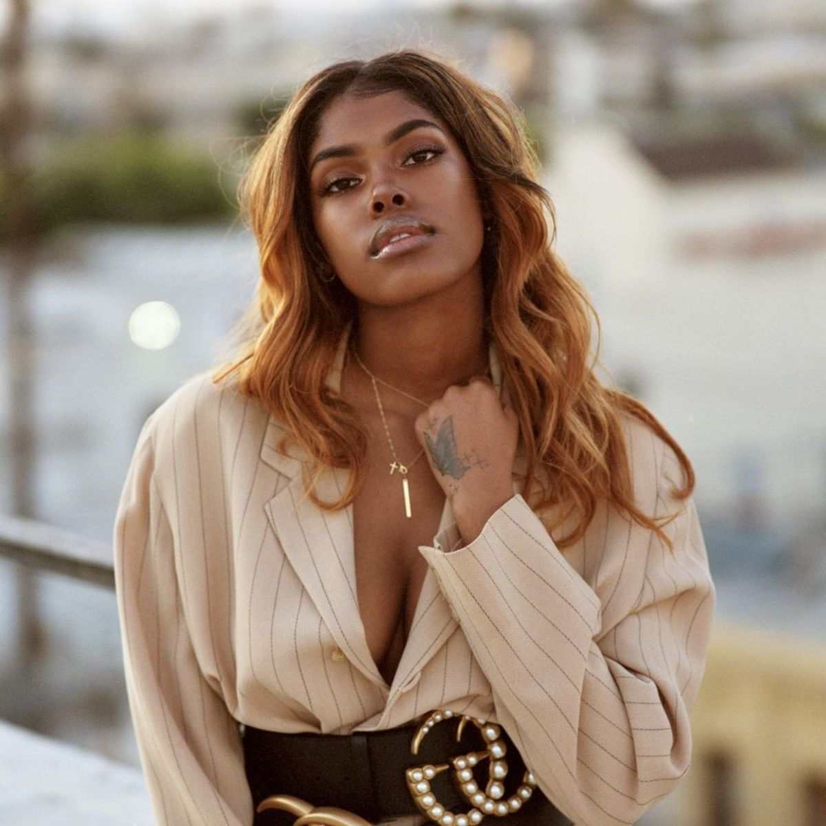 Diamond White biography American singer, actress, and voice actress