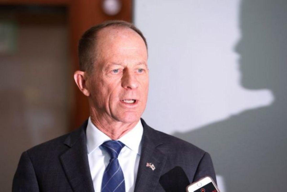 David Stilwell, the senior U.S. diplomat for East Asia