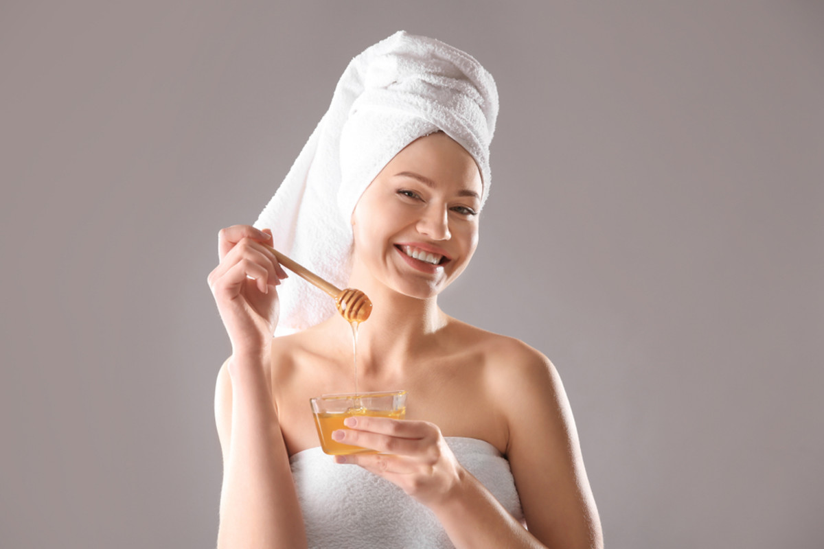 Honey is the best solution for skin care
