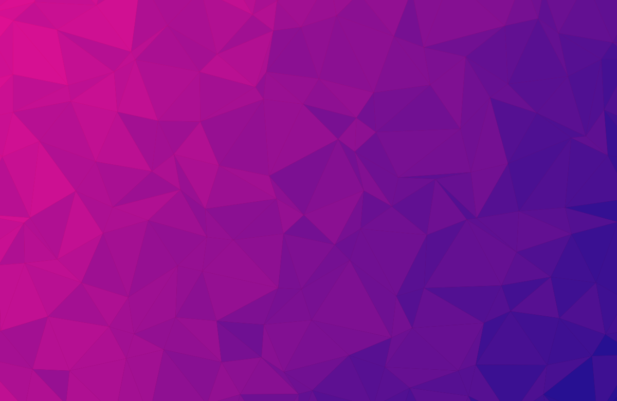 An example of one of the triangle backgrounds you can make