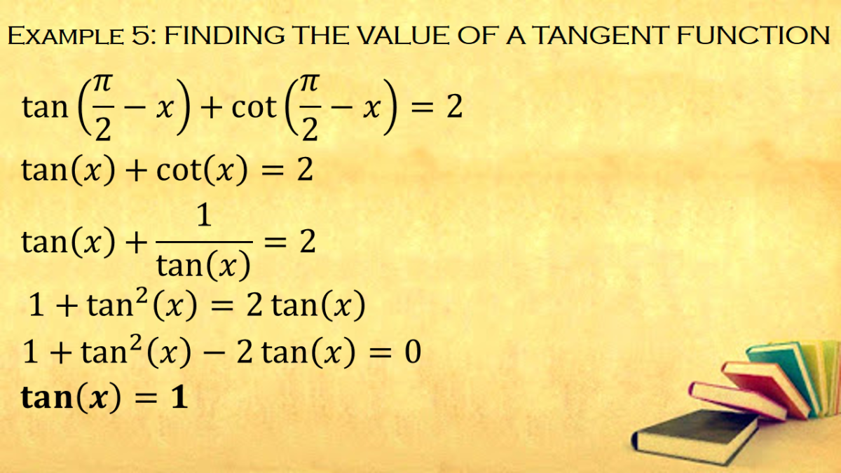 Finding the Value of a Tangent Function