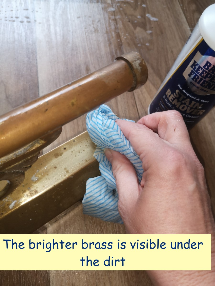 how-to-clean-old-brass-using-bar-keepers-friend