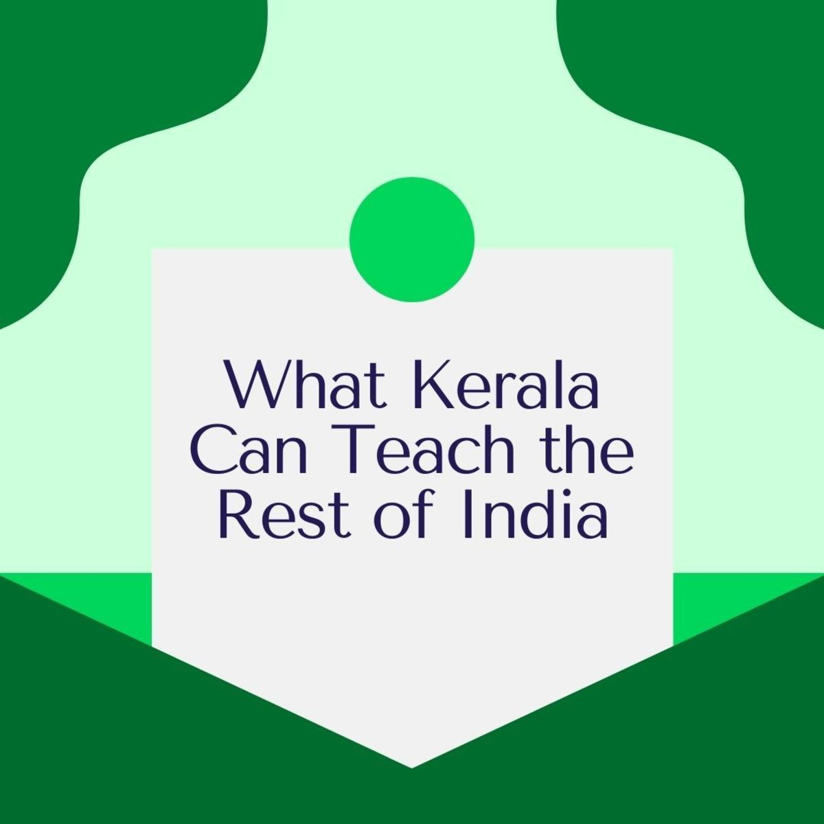 Kerala, a tiny southern state of India, has drawn both international and national attention due to its impressive performance in social development and demographic transition.