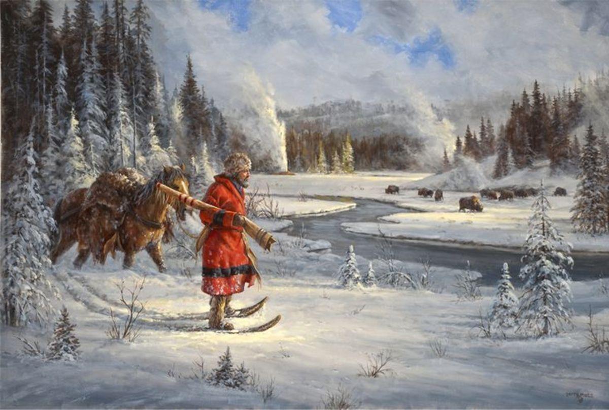 Mountain Man, John Colter