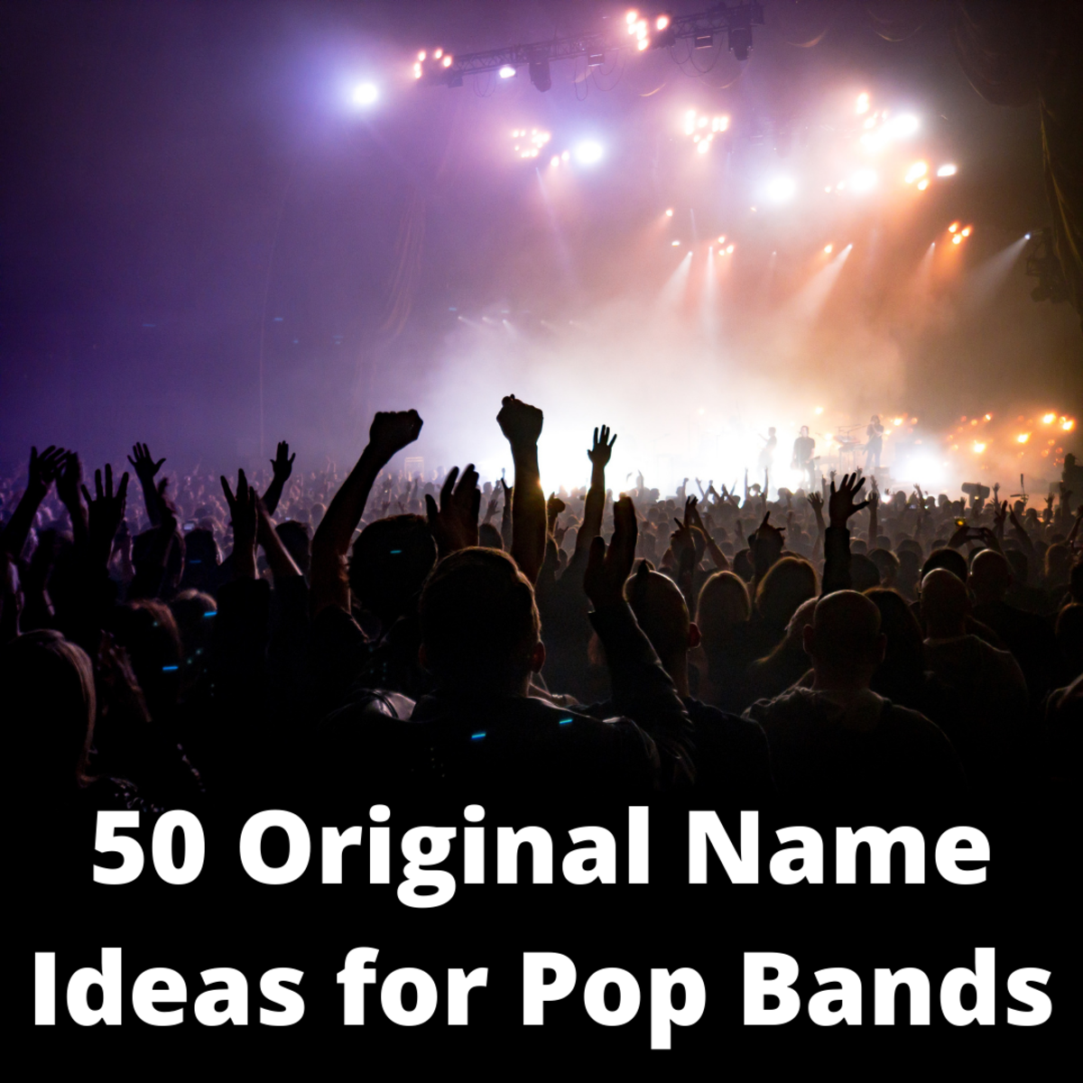 Naming a pop band can be hard. Luckily, this article can help!