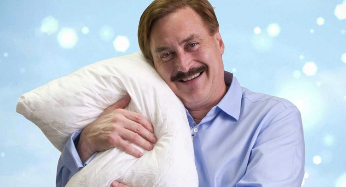 Mike Lindell Is the New Sexy Bad Boy
