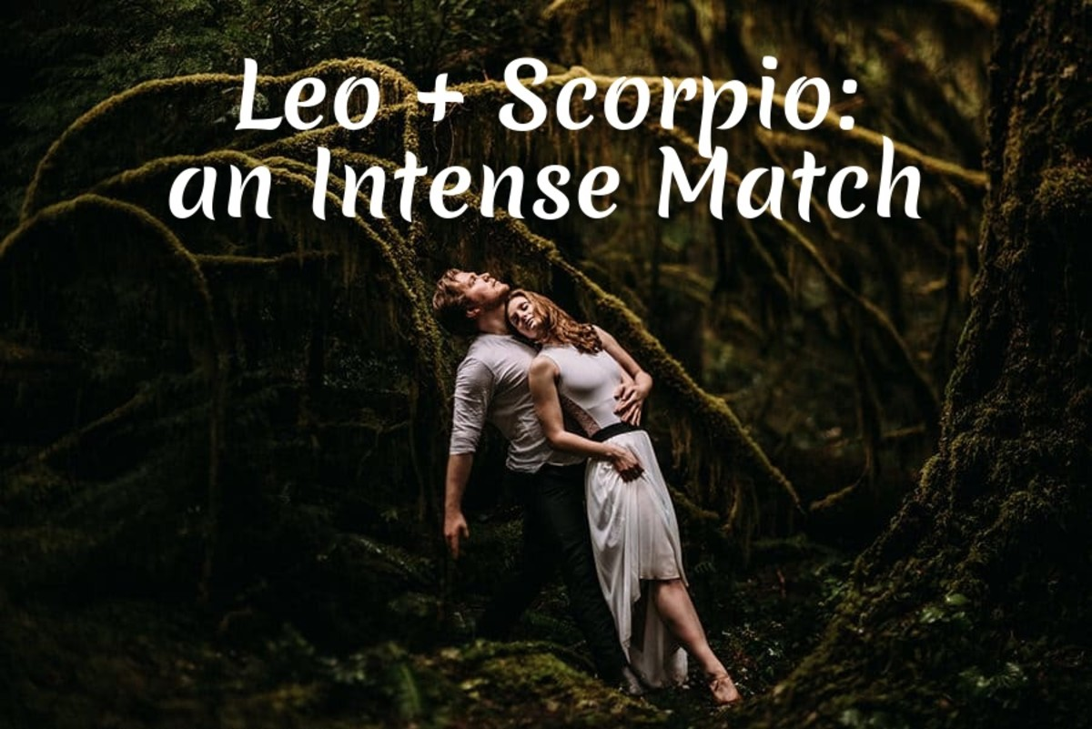 Do Leo and Scorpio Make for a Good Couple? It Will Be an Intense Match