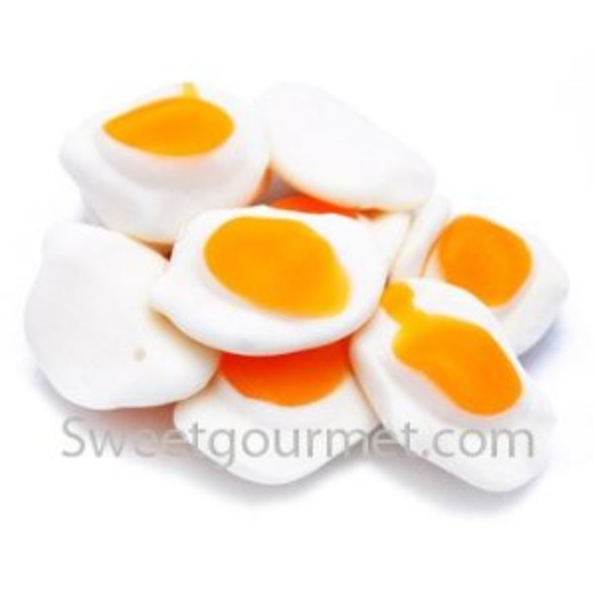Fried Eggs Candy