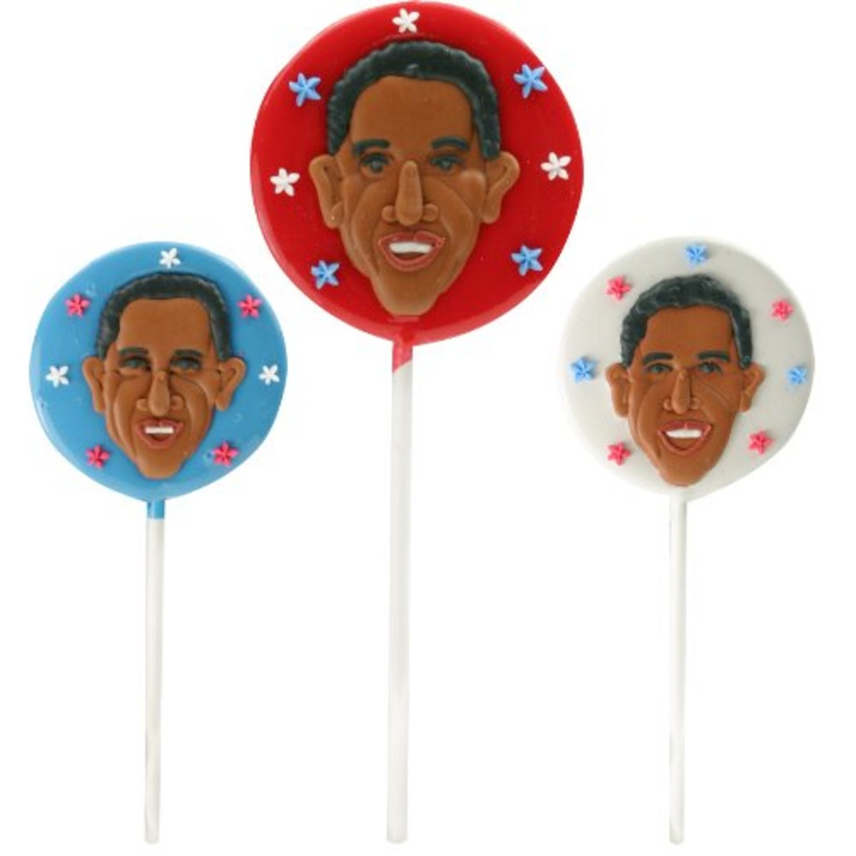 Funny Barack Obama Candies