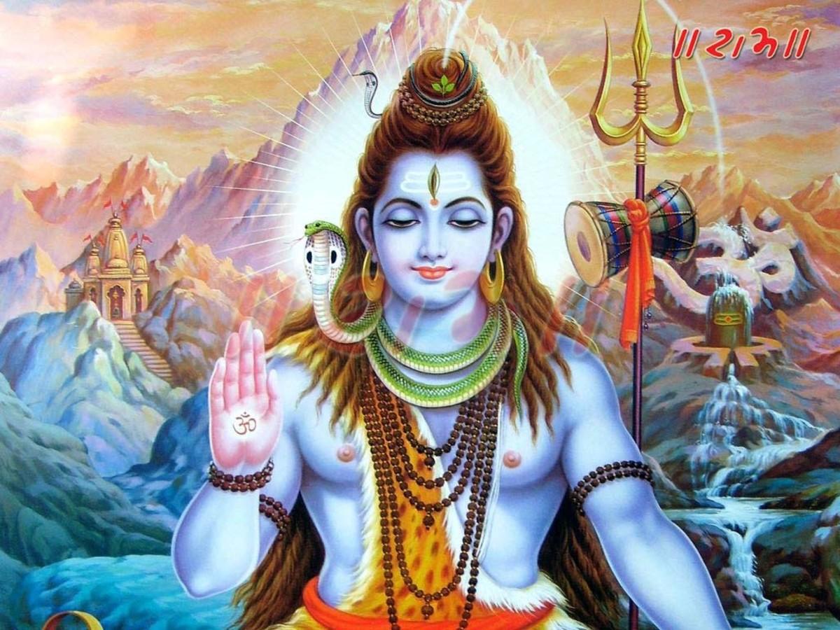 Kaal Bhairav, the Full Form of Lord Shankar