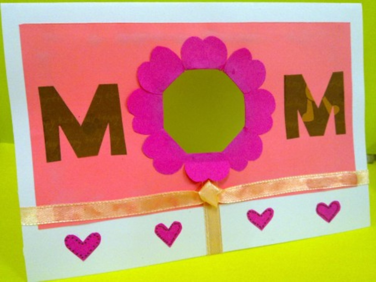 5 DIY Handmade Mother's Day Gift Ideas