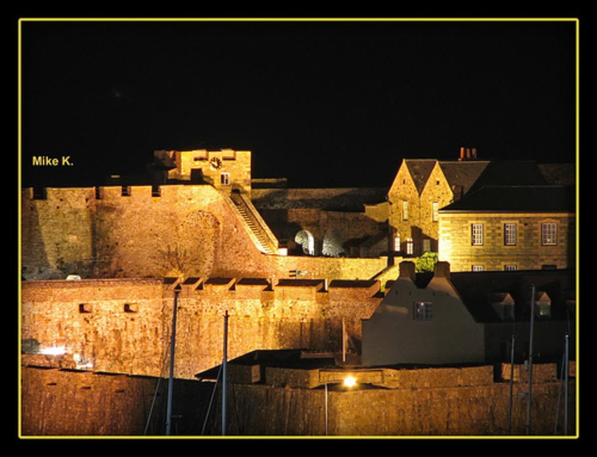 Castle Cornet (photo by Mike K.)