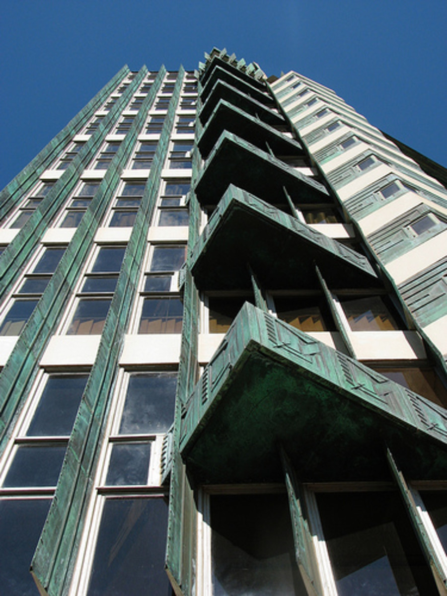 Frank Lloyd Wright in Oklahoma: The Price Tower