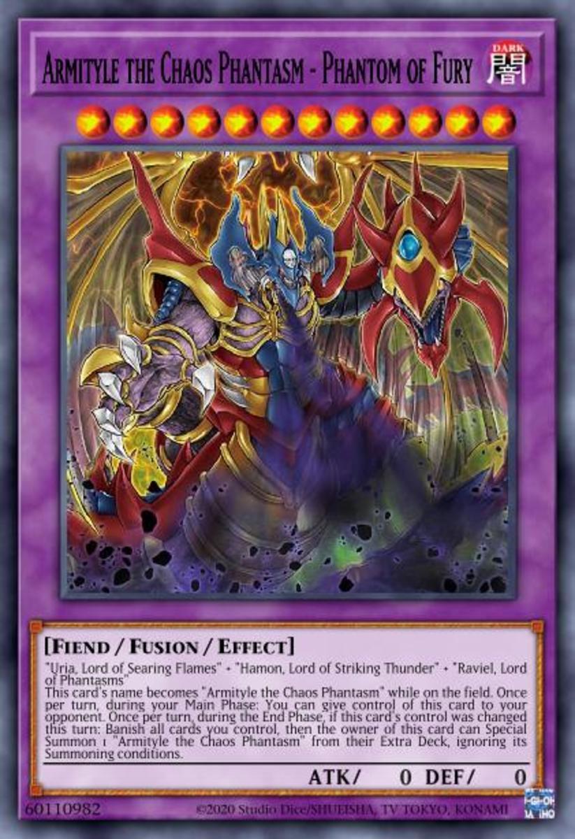 Armityle the Chaos Phantasm - Phantom of Fury