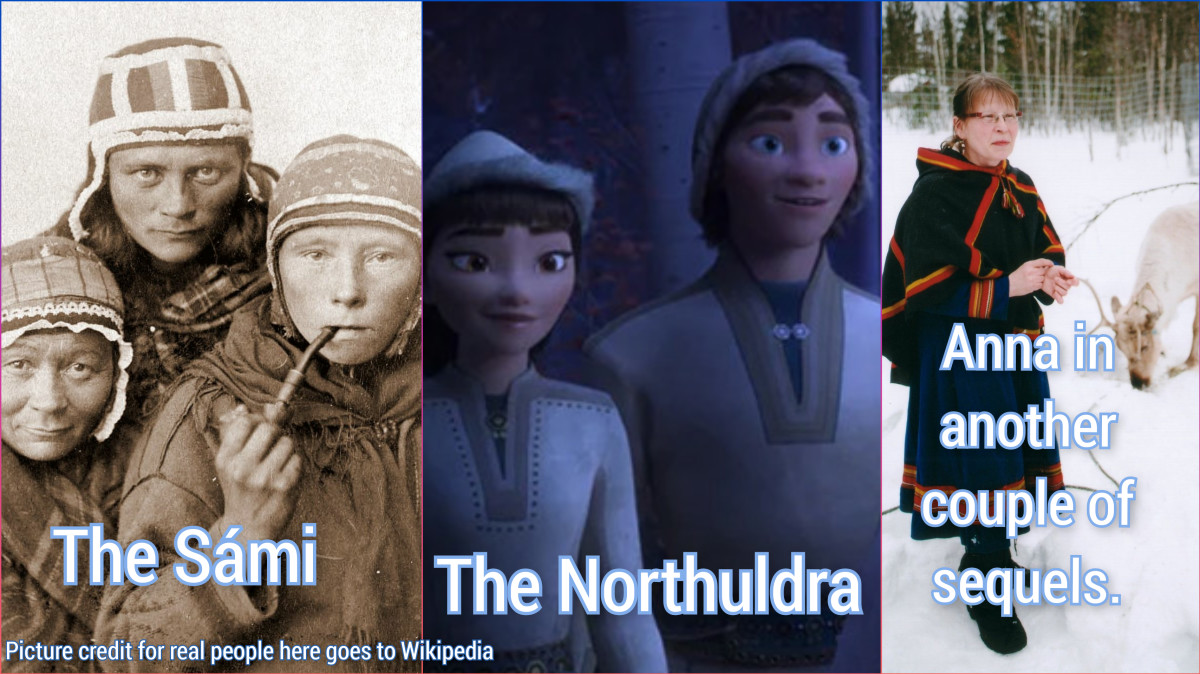 The Sámi people reached out to Disney to help them correct the ship that is the Frozen franchise.
