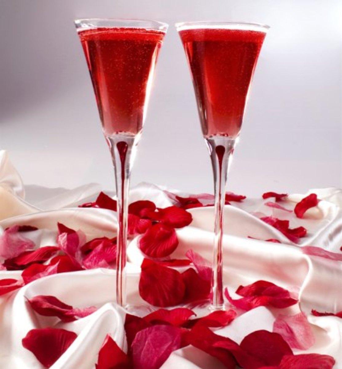 Valentines Drink Recipes