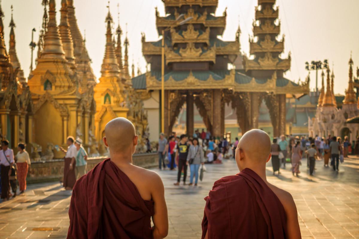 Yangon-Burma
