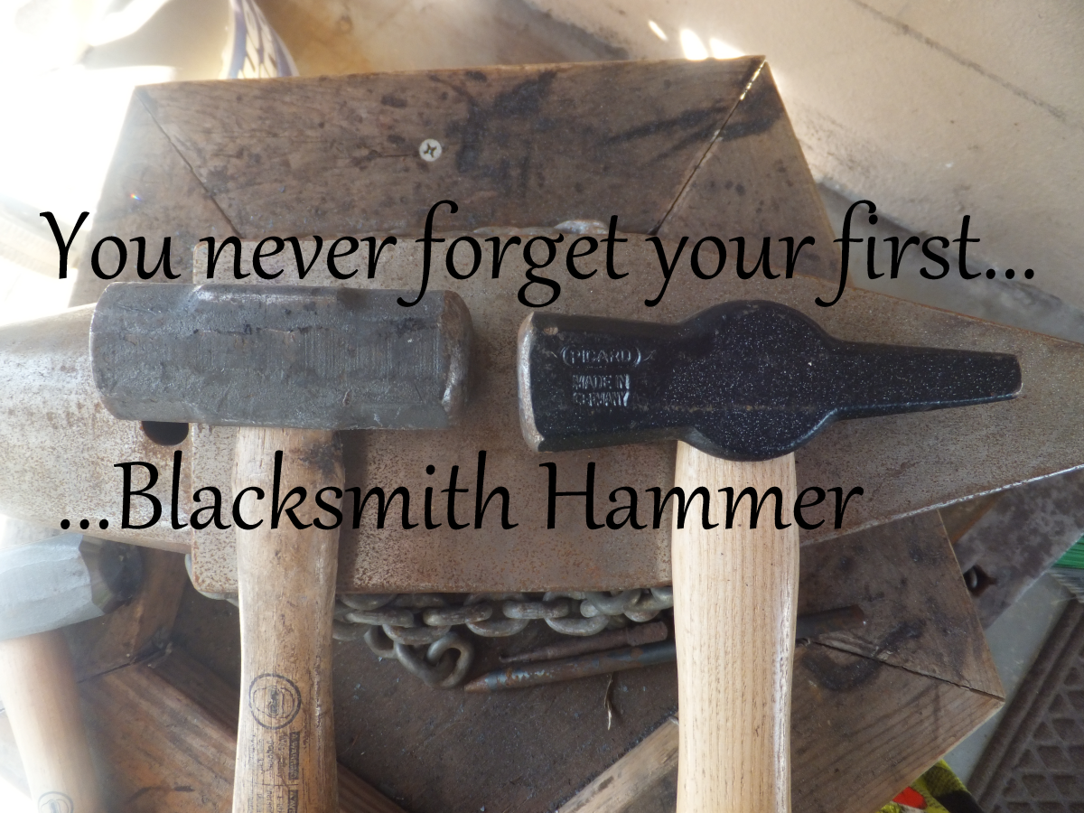 Picking your first blacksmith hammer shouldn't be hard.