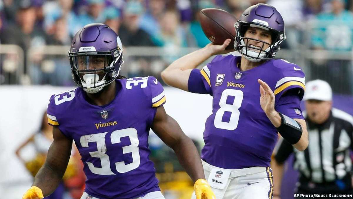 Dalvin Cook and Kirk Cousins will lead the Vikings as they move on from Stefon Diggs.
