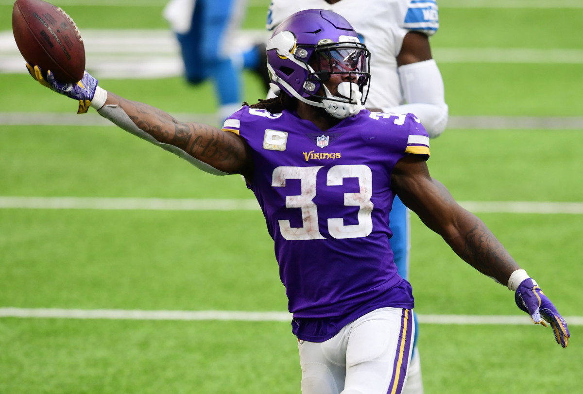 Dalvin has emerged to be one of the top RBs in the league but injuries has held him back from reaching his true potential.