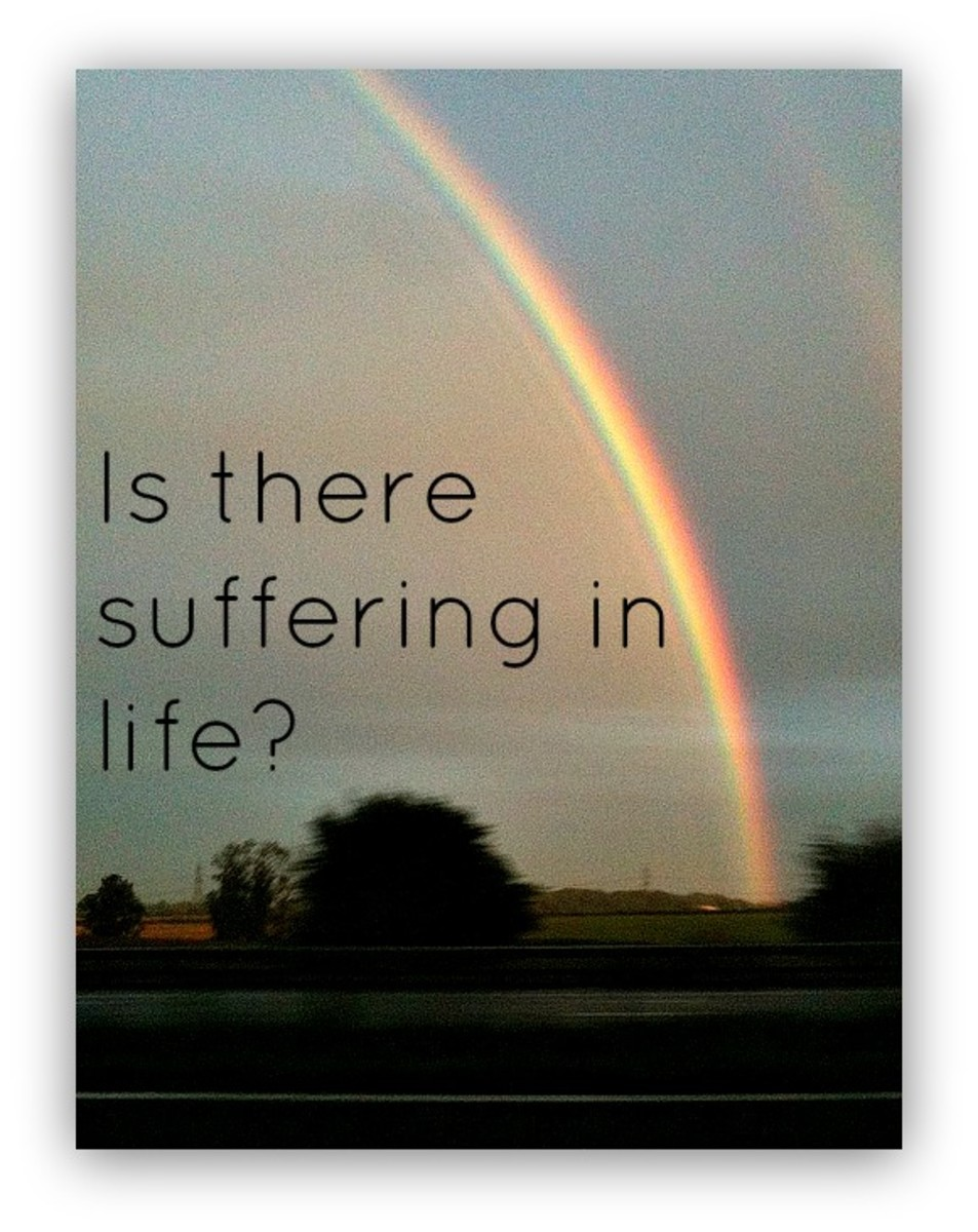 is-there-suffering-in-life