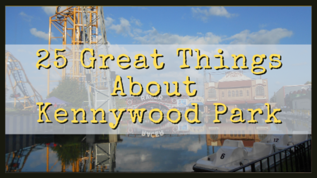 25 Great Things About Kennywood Park