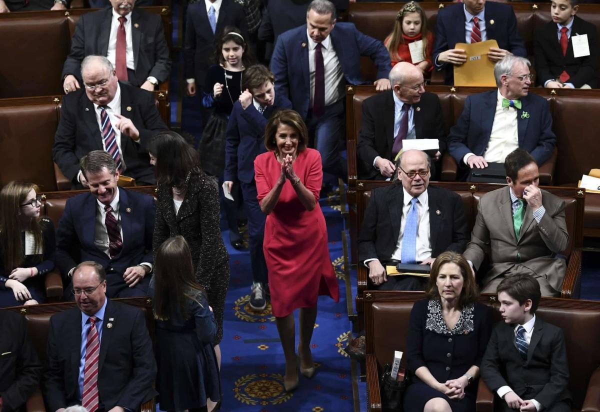 And so It Begins or Rather, Begins Again, The Return of Nancy, Chuck & Joe
