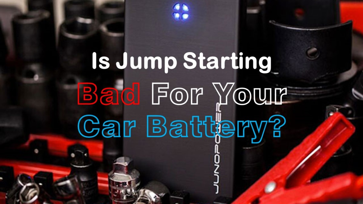 Is Jump Starting Bad for Your Battery?
