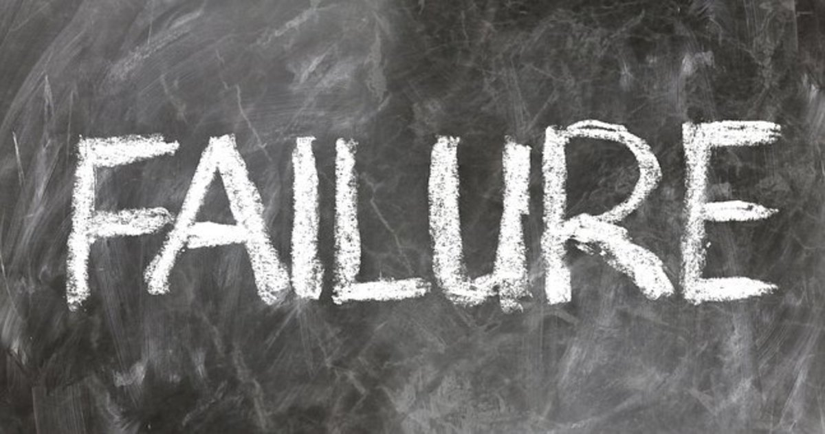 6 Facts Why You Fail