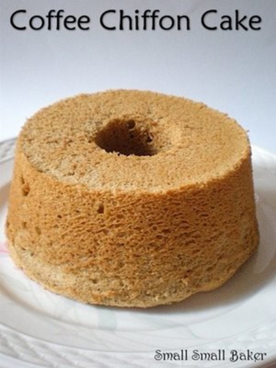 COFFEE CHIFFON CAKE (Photo courtesy of http://1.bp.blogspot.com/)